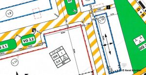 Bebauungsplan - ein Beispiel