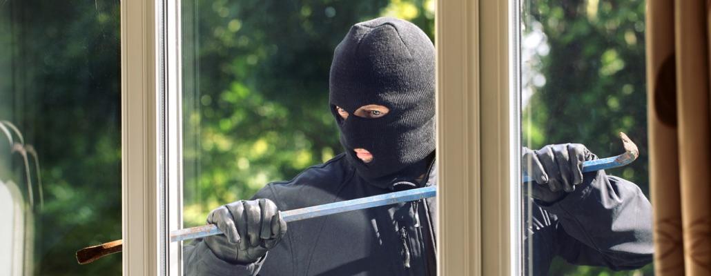Das Gartenhaus vor Einbrechern schützen