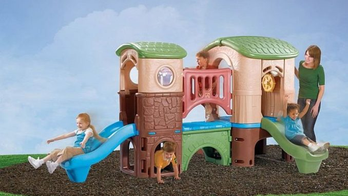 Kinderspielhaus Clubhouse Climber
