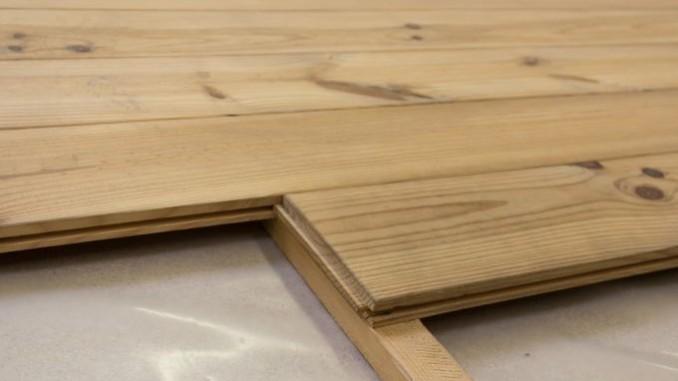 Unterkonstruktion für Holzboden | Bild: hahohiki shutterstock.com