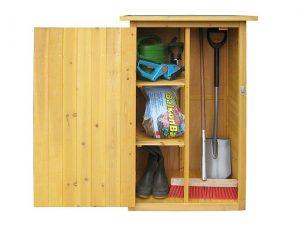 Gartenschrank und Geräteschrank von Habau