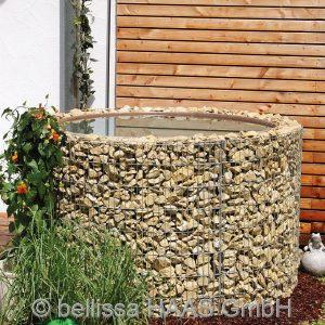 Regentonne Wasserfass von Bellissa