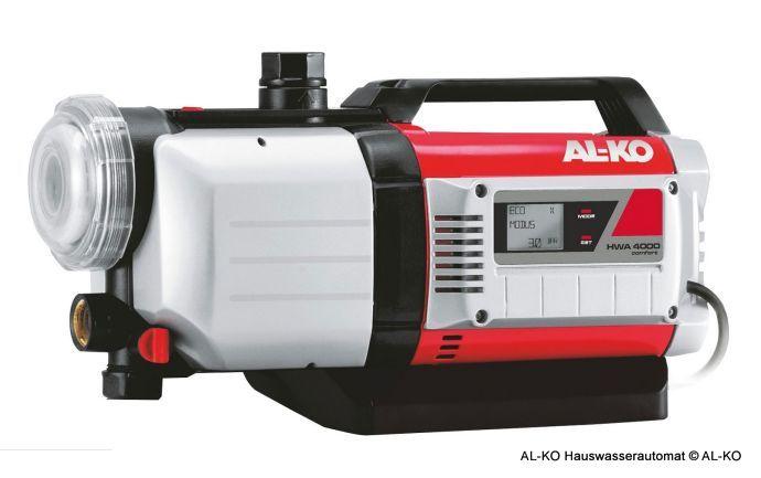 AL-KO Hauswasserautomat