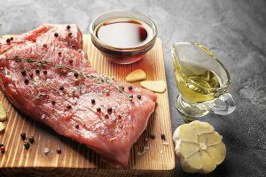 Marinade für Fleisch
