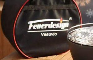 Transporttasche für den Vesuvio
