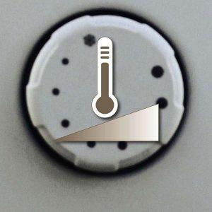 Anzeige der Temperatur für Einhell-Frostschutzwächter | Bild: Einhell