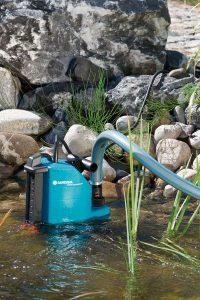 Gardena Tauchpumpe Comfort 13000 Aquasensor