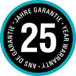 GARDENA Herstellergarantie Garantie 25 Jahre