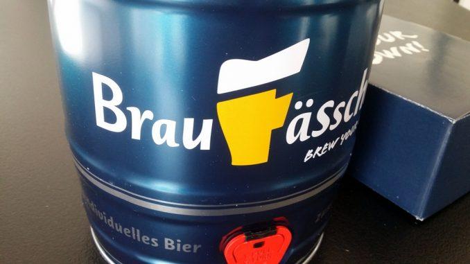 Bier selber brauen mit dem Braufässchen