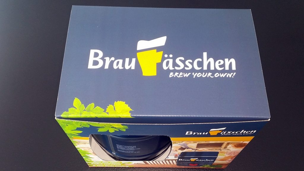 Braufässchen Karton