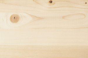 Holzmaserung auf Leimholz