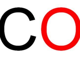 Kohlenmonoxid - CO Summenzeichen