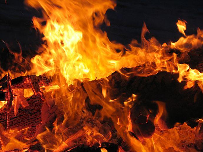 Verbrennung Feuer (CC0)