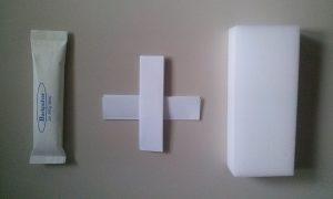 Backpulver und Schmutzradierer - einfach und effektiv, schonende Reinigung für Gartenmöbel | Bild: edinger