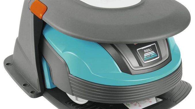 Garage für Gardena-Rasenroboter | Bild Gardena