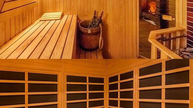 Sauna vs. Infrarotkabine