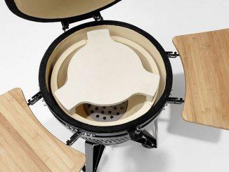 Keramikgrill/Kamado | Bild: Justus