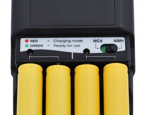NiCd-NiMH-Ladegerät