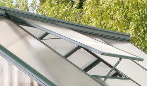 Dachfenster für Gewächshaus | Bild: Vitavia