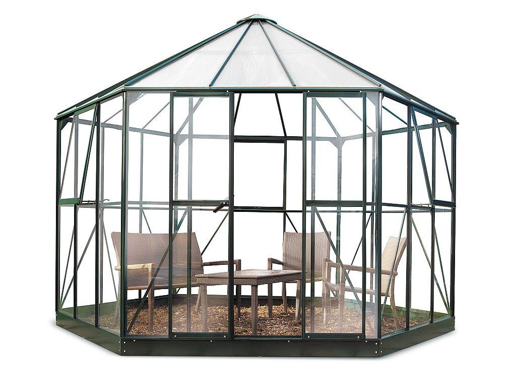gew chshaus als wintergarten. Black Bedroom Furniture Sets. Home Design Ideas