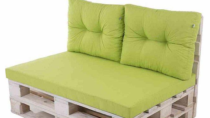 Palettenmöbel Sofa