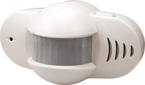 Bewegungsmelder mit Alarmfunktion | Bild: Smartwares