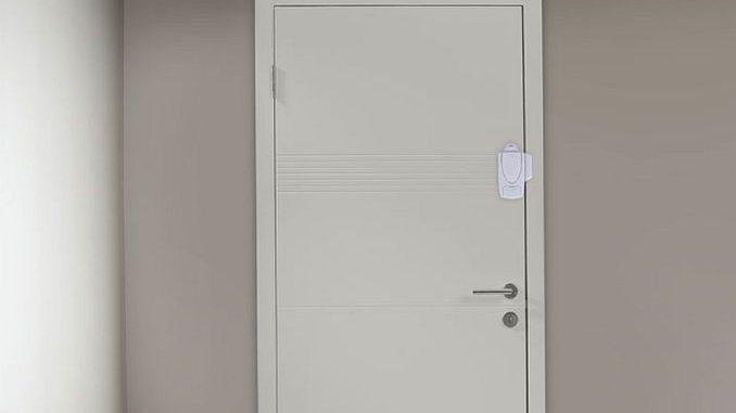 Öffnungsmelder für die Tür | Bild: Smartwares