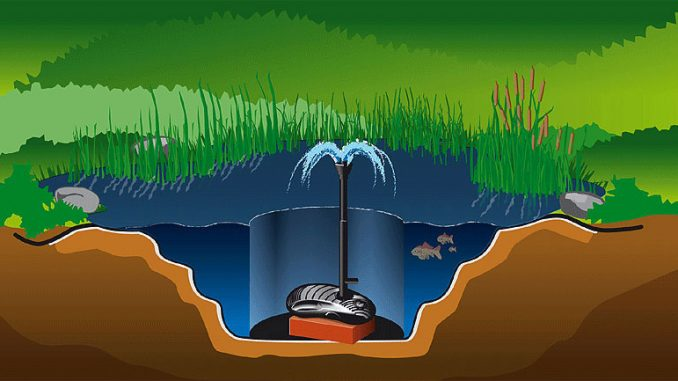 Unterwasserfilter