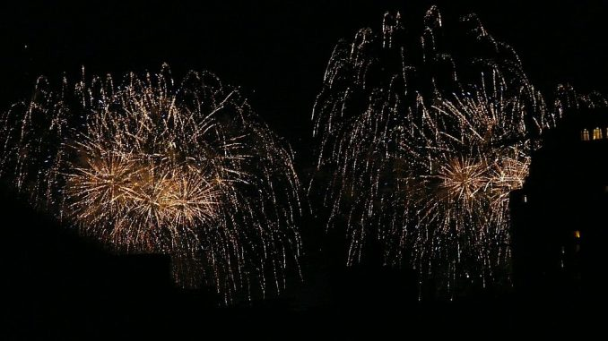 Feuerwerk | Bild: Hans
