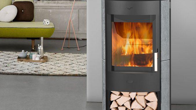 Kaminofen Zaria mit Speckstein | Bild: Fireplace
