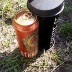 Bier im Erdreich kühlen