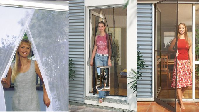 Insektenschutz-Türen | Bild: Schellenberg