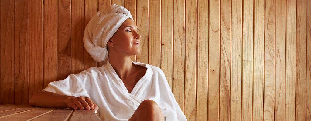 Sauna ist gesund - Aussagen über die Wellnessart