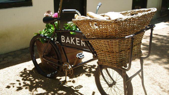 Bäckerrad/Baker's Bike | Bild: 4772818