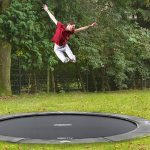 Bodentrampolin FlatGround Elite Sports von BERG