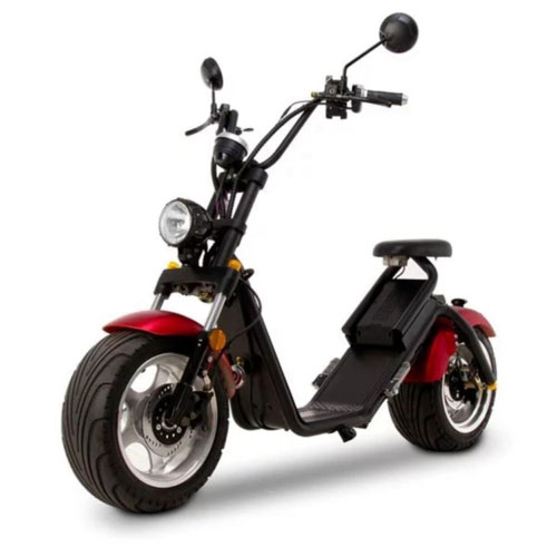 E-Scooter/Chopper von ediMobility